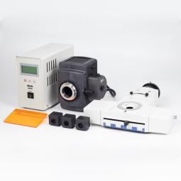 Complete Epi-Fluorescence equipment for BA