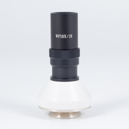 Trinocular eyepiece adapter (eyepiece included)