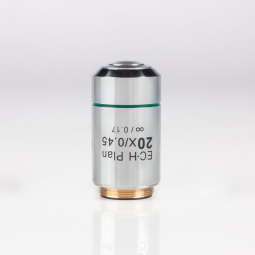 CCIS® Plan achromatic objective EC-H PL 20X/0.45 (WD=0.9mm)
