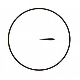 Reticle with pointer (Ø25mm)