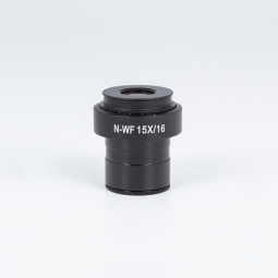 Widefield eyepiece N-WF15X/16mm with diopter adjustment