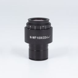 Widefield eyepiece N-WF10X/23mm with diopter adjustment (ESD)