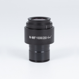 Widefield eyepiece N-WF10X/20mm with diopter adjustment