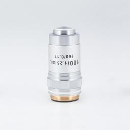 Achromatic objective 100X/1.25/S - Oil