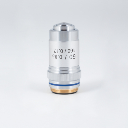 Achromatic objective 60X/0.85/S