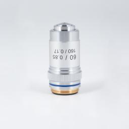 Achromatic objective 60X/0.85/S