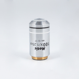 CCIS® Plan achromatic objective EC-H PL 100X/1.25/S-Oil (WD=0.15mm)