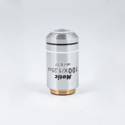 CCIS® Plan achromatic objective EC-H PL 100X/1.25/S-Oil (WD=0.15mm)