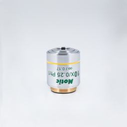 CCIS® Plan achromatic Phase objective EC-H PL Ph 10X/0.25 (WD=17.4mm) +