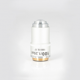 Achromatic objective 100X/1.25/S - Oil (Lockable)