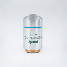 CCIS® Plan achromatic Phase objective EC-H PL Ph 40X/0.65/S (WD=0.5mm) -