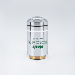 CCIS® Plan achromatic Phase objective EC-H PL Ph 100X/1.25/S-Oil (WD=0.15mm) -