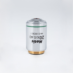 CCIS® LM Plan achromatic objective LM PL 20X/0.4 (WD=8.1mm)
