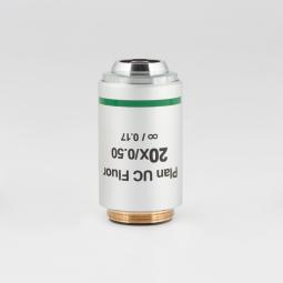 CCIS® Plan FLUOR objective PL UC FL 20X/0.50 (WD=2.2mm)