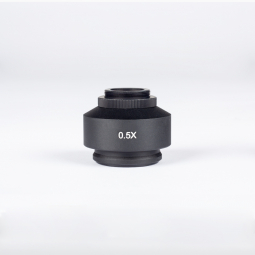 "0.5X C-mount camera adapter for 1/3"" and 1/2"" chip sensors"