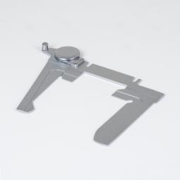 Specimen holder for 2 slides