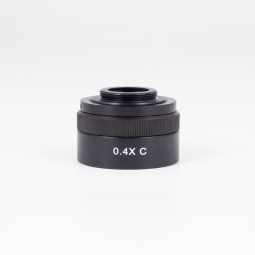 "0.4X C-mount camera adapter for 1/2"" chip sensors"