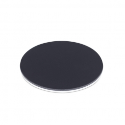 Black stage plate, Ø 80mm