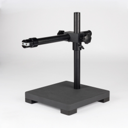 Industrial arm boom stand 2105I, for Ø 15.8mm knuckle mounting system, 400mm column