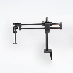 Ball bearing boom stand (table clamp), 400mm column