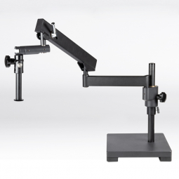 Articulating arm boom stand 2107, Ø 32mm pole, 600mm column