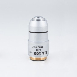 Achromatic objective EA 100X/1.25/S - Oil (WD=0,06mm)