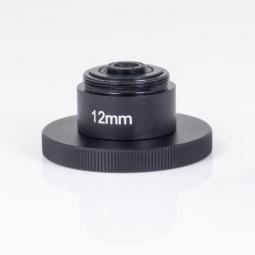 Focusable lens 12mm for Moticam