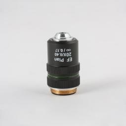 CCIS EF Plan achromat 20X/0,40 (WD=1,3mm)