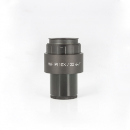 WF PL 10X/22mm focusable with diopter adjustment