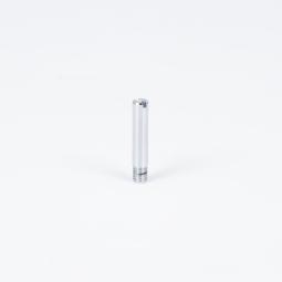 Laser safety pin