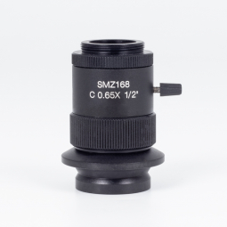 "0.5X C-mount camera adapter for 1/3"" chip sensors"