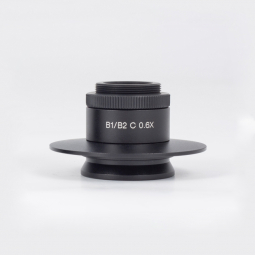 "0.6X C-mount camera adapter for 1/2"" chip sensors"