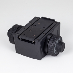 Focusing block, 1 micron resolution, 20Kg rated, adaptable to other manufacturers