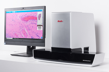 Live Remote Frozen Section for up to 6 Slides from Motic Digital Pathology