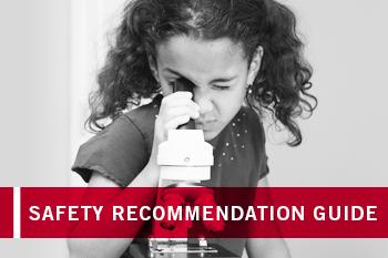 Always with you - SAFETY RECOMMENDATION GUIDANCE AVAILABLE NOW