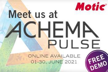 Meet us at Achema Pulse 2021
