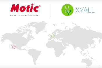 Motic and Xyall – A strategic partnership of two competent players on the digital pathology market starts now.