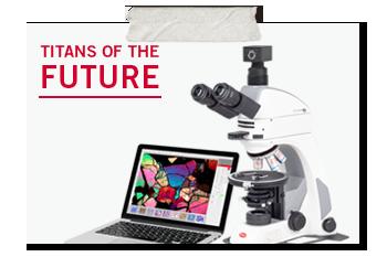 Titans of the Future - 1st November
