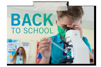 Back to school promo 2