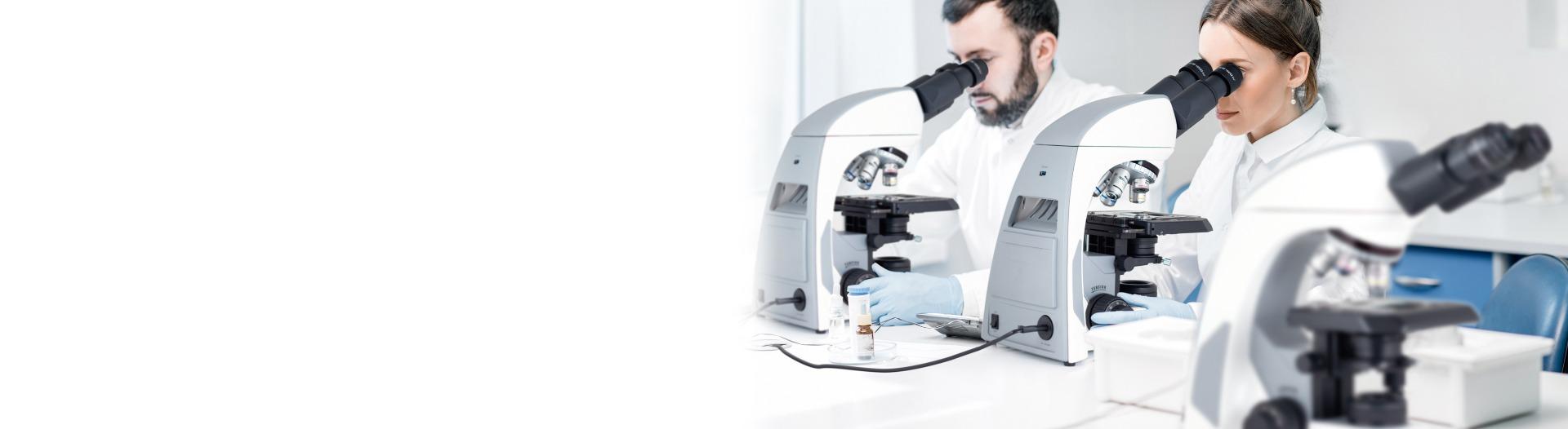 New Panthera C2 microscopes
