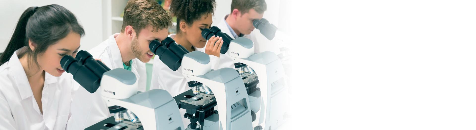 New Panthera E2 microscopes