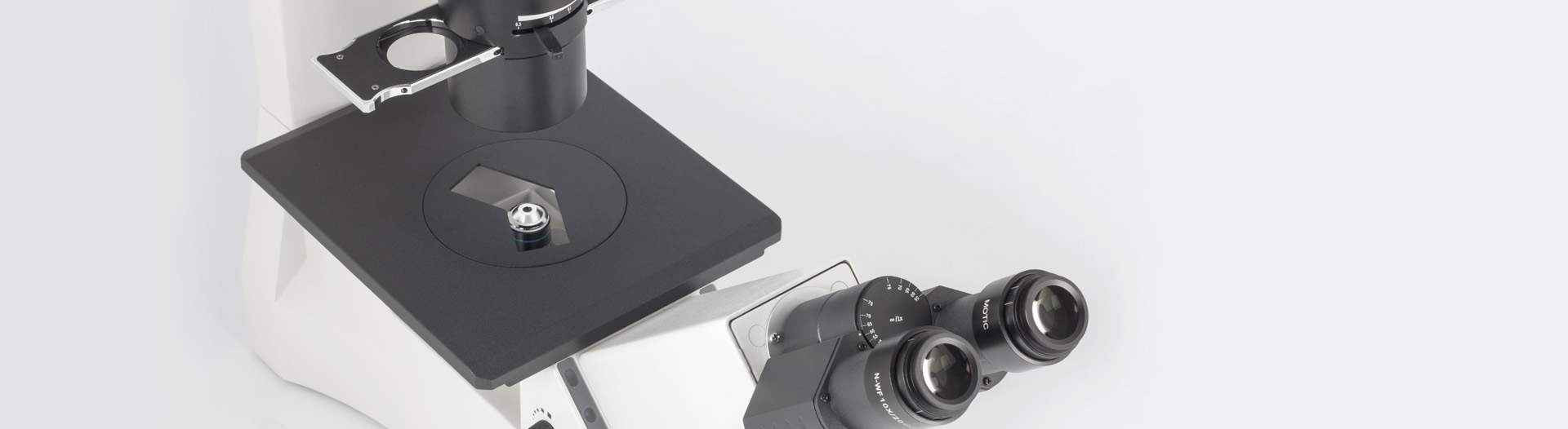 AE2000 inverted microscope stage