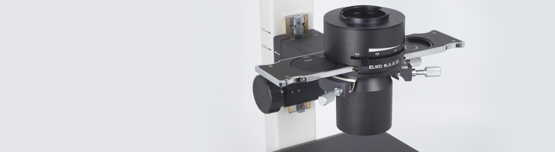 AE31E inverted microscope phase contrast