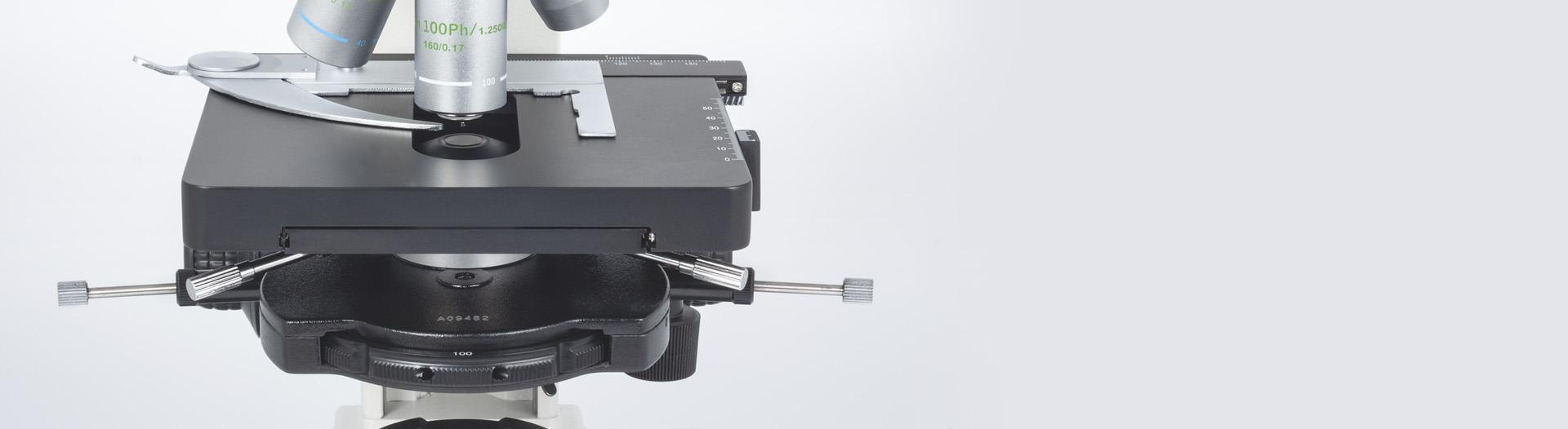 B3 microscope Contrast Methods