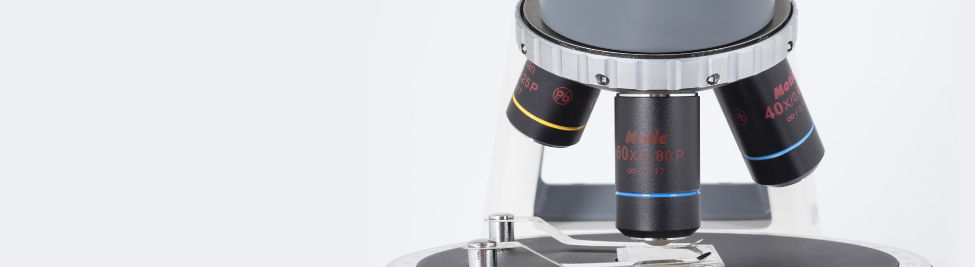 BA310 POL polarization microscope optics