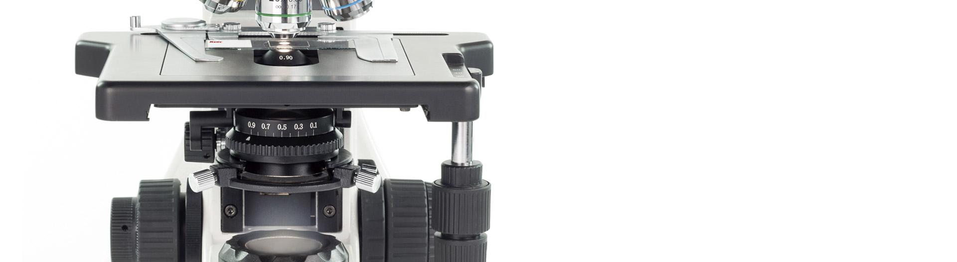 BA410E microscope Illumination