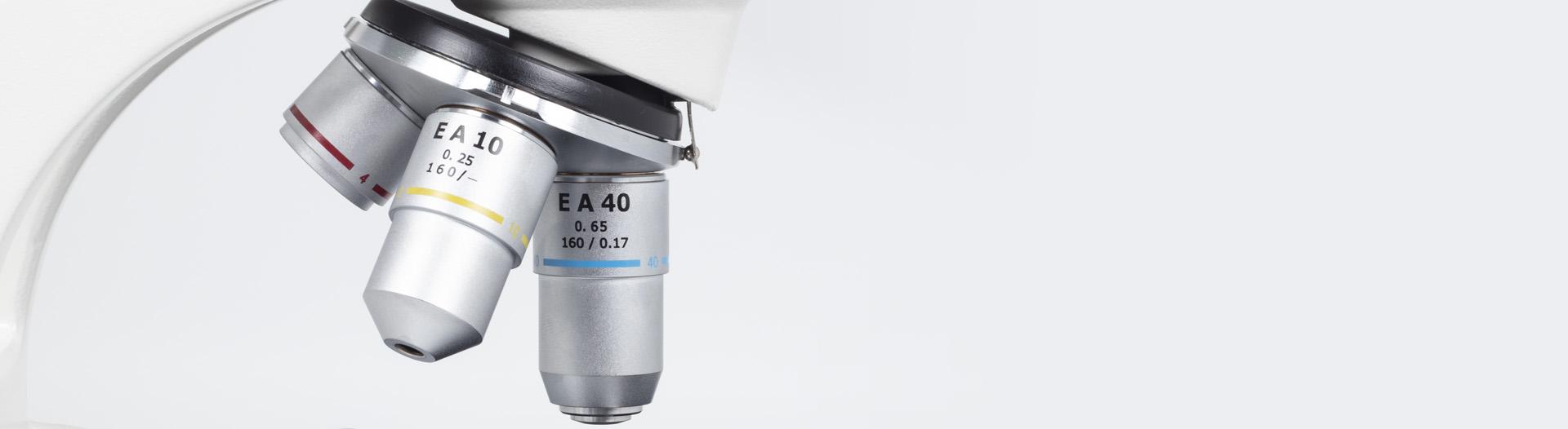 BA80 microscope Optics