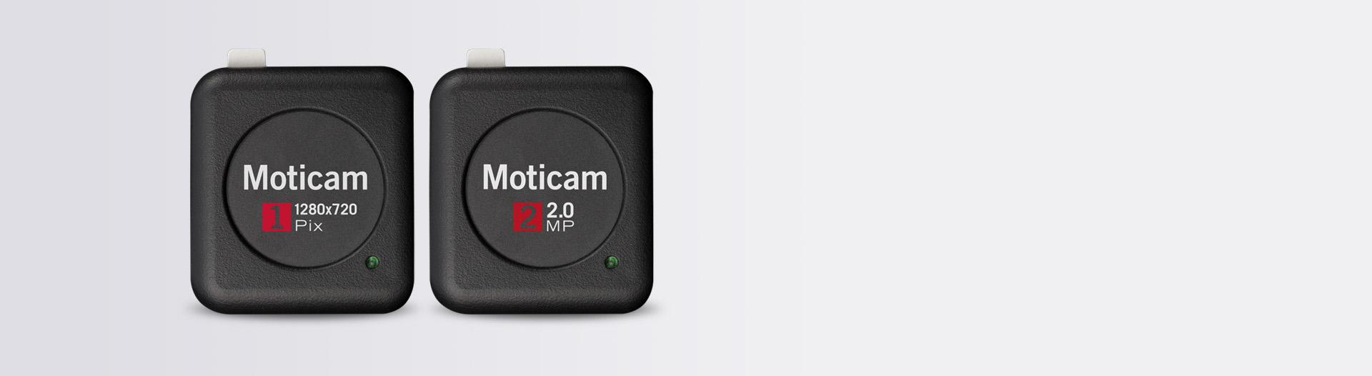 Moticam 1 & 2 USB