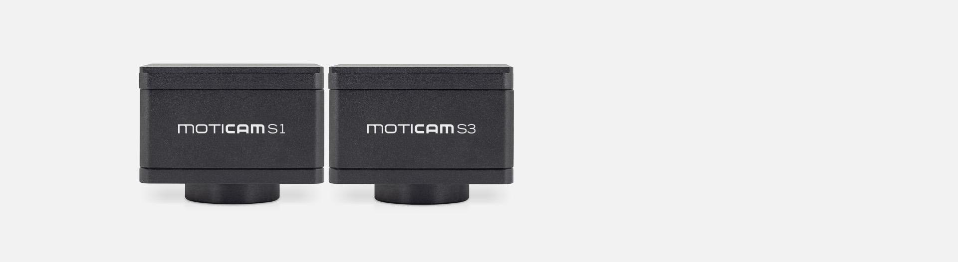 Moticam S1 & S3 USB
