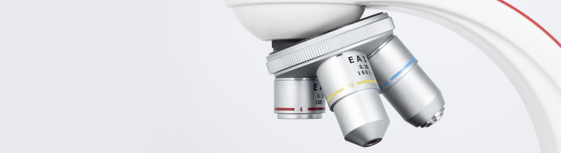 PM microscope Optics